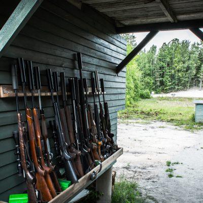 Vaimeus tekee yhteistyötä ampumarata -yhdistysten kanssa äänenvaimentamiseksi